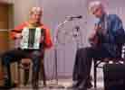 Миша Смирнов и Алеша Синявский.  Концерт в Wheaton village