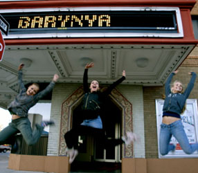 Barynya midwest tour 2008