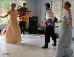 Dance of Russian Nobility