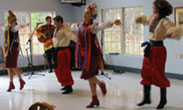 Ukrainian traditional dance Hopak