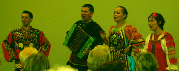 Russian music and dance concert in New Jersey