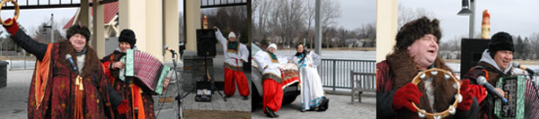 Russian Winter Festival in Albany, New York