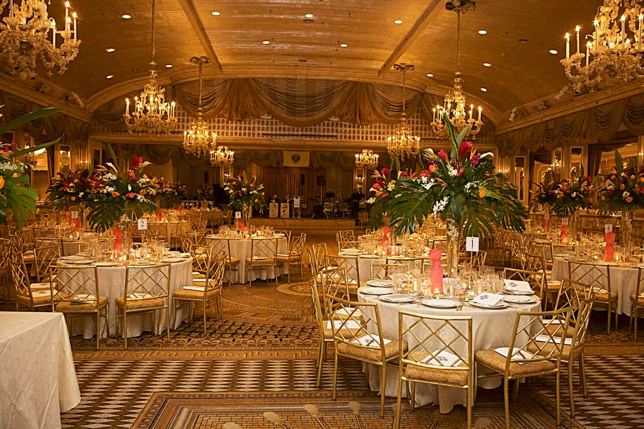 Russian nobility association 39 s annual spring ball at the for Hotel pierre ny