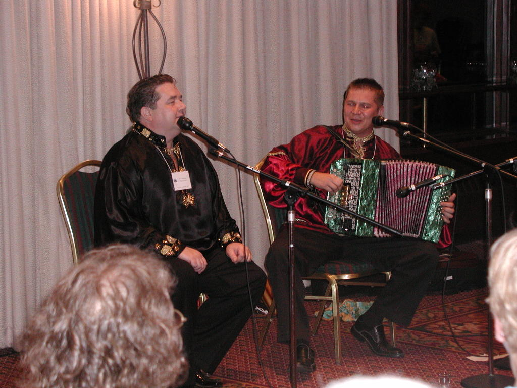 Ensemble Barynya at 2006 BDAA convention