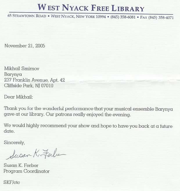 West Nayck Free Public Library