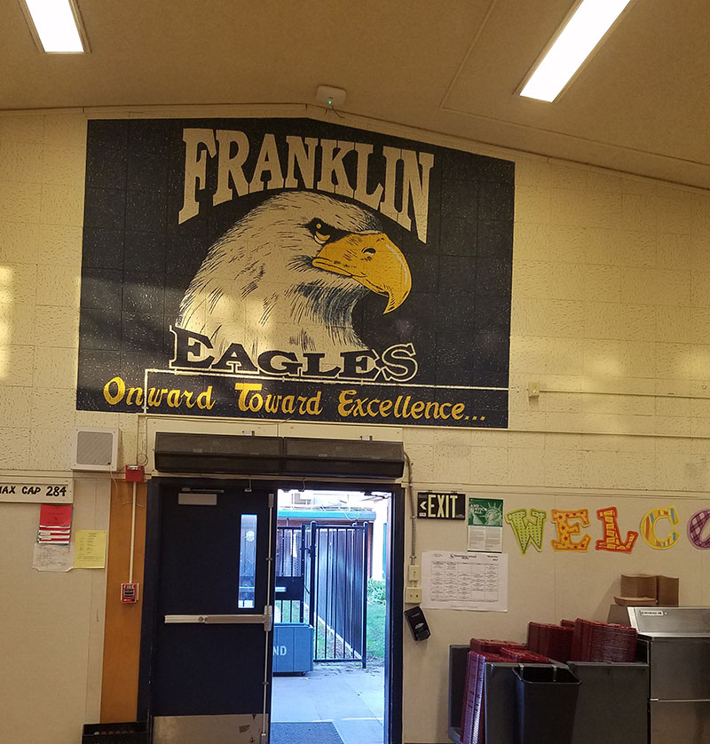 Franklin Elementary School, Merced, California