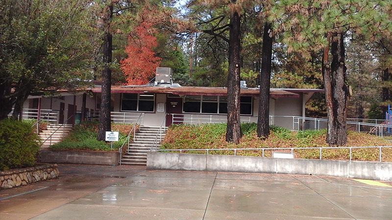 Gold Oak Elementary School, Placerville, California