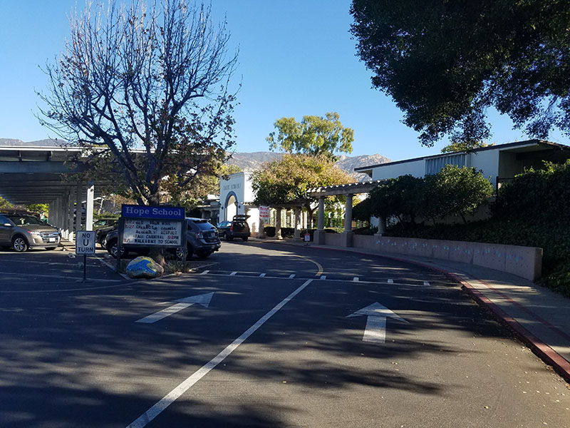 Hope Elementary School, Santa Barbara, California
