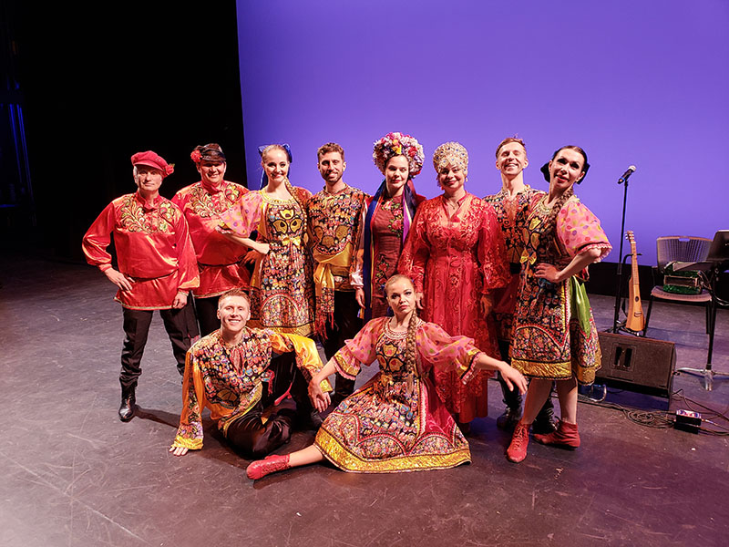 Ensemble Barynya, Colorado, Russian dancers, Lone Tree Arts Center, 10075 Commons Street, Lone Tree CO 80124, Alexander Rudoy, Konstantin Tulinov, Vladimir Nikitin, Olga Chpitalnaia, Katia Brovkina, Valentina Kvasova, Alisa Egorova, Leonid Bruk, Elina Karokhina, Mikhail Smirnov
