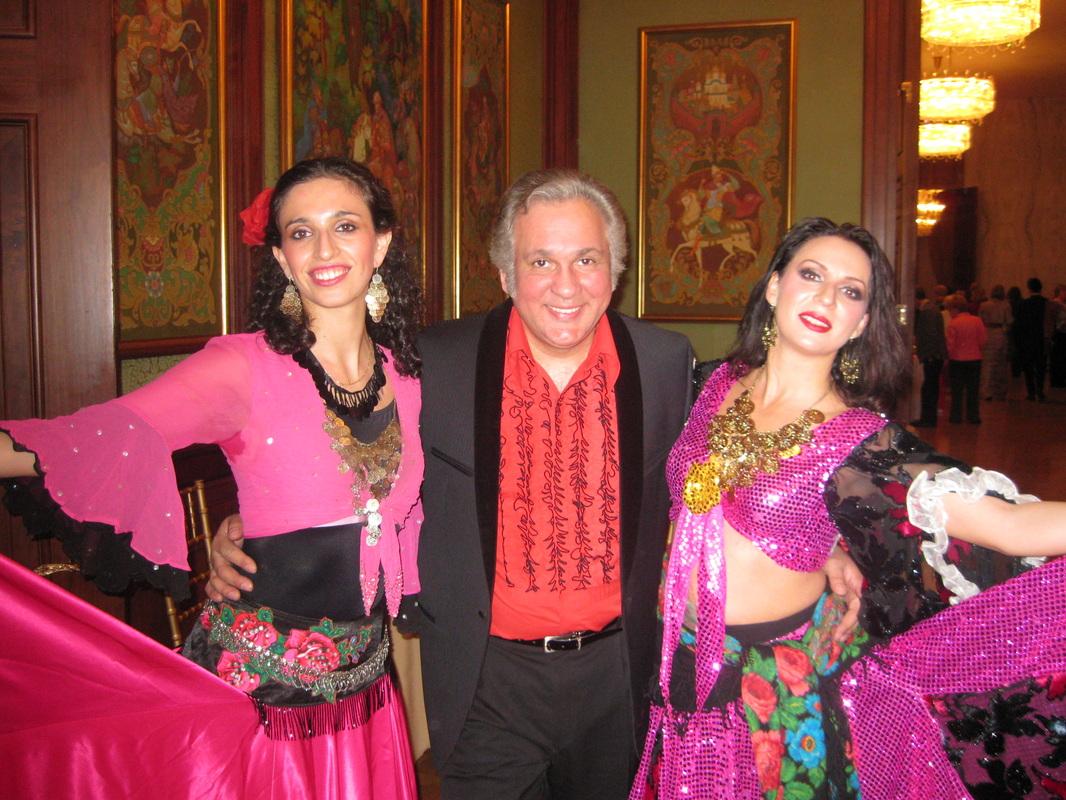 Romani Gypsy singer Vasiliy from New York City