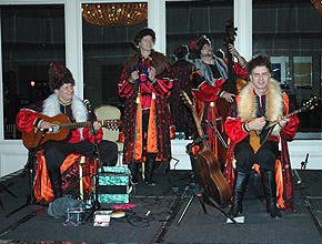 Russian Band, Fairmont Chicago Hotel, Chicago, IL
