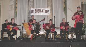 Barynya Balalaika Orchestra