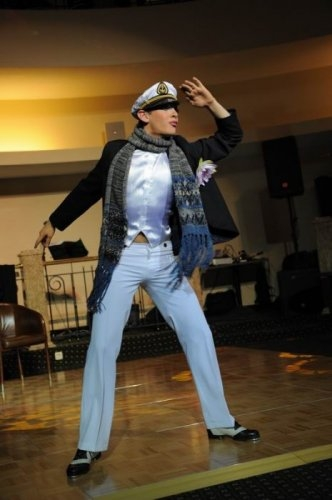 Celebrity impersonator, tribute artist Yury from NYC