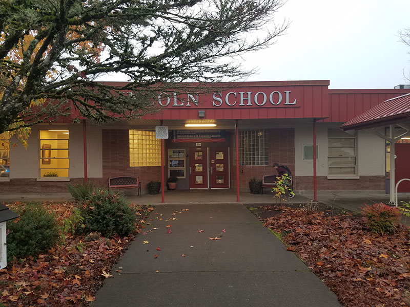 Lincoln Elementary School, Corvallis, Oregon