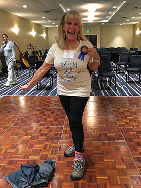 Judy Sherman, BDAA-2018, 40th Anniversary conference, Balalaika and Domra Association of America, Valley Forge Casino Resort, King Of Prussia, Pennsylvania, USA