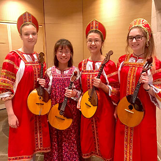 BDAA-2018, 40th Anniversary conference, Balalaika and Domra Association of America, Valley Forge Casino Resort, King Of Prussia, Pennsylvania, USA