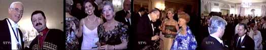 Russian Nobility Ball, New York City, 2005 videoclip 2