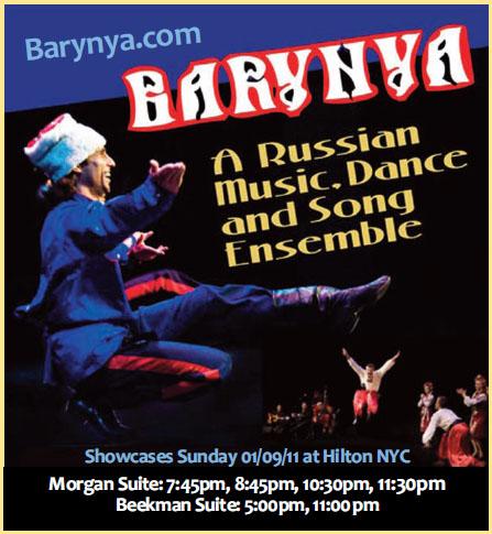 Barynya APAP showcase AD 2011
