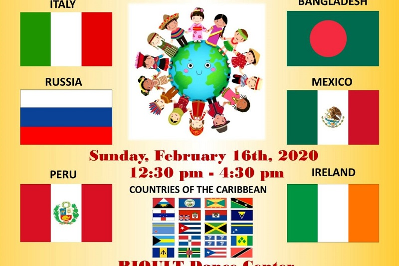 February 16th 2020, Multicultural Celebration Festival, RIOULT Dance Center NY, 34-01 Steinway St, Long Island City, New York   11101, NYC Council Member Jimmy Van Bramer, New York City Department of Cultural Affairs, and RIOULT Dance Center