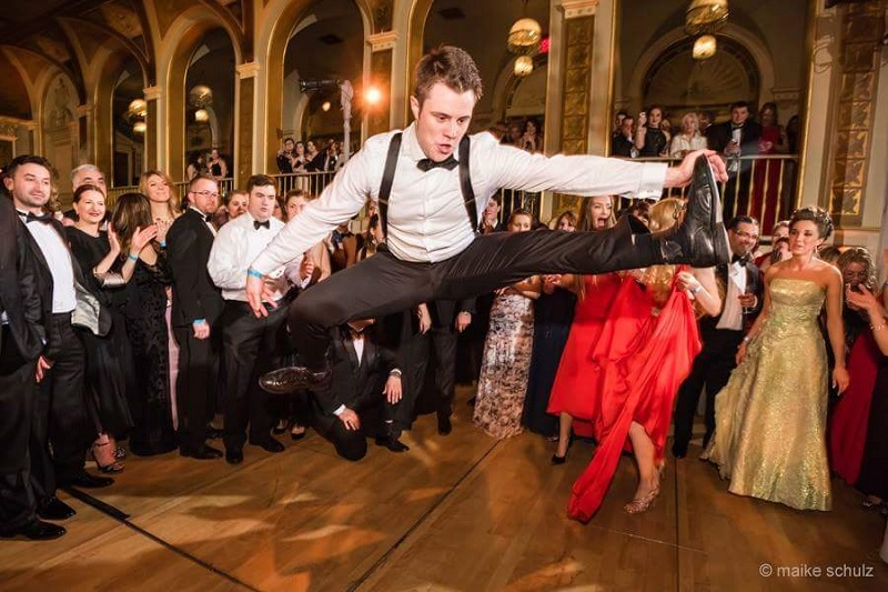 Cossack dance, Photo credit :: Maike Schultz, Petroushka Ball 2018, The Plaza Hotel, New York City, USA