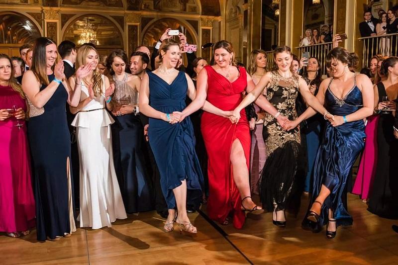 Russian dance, Photo credit :: Maike Schultz, Petroushka Ball 2018, The Plaza Hotel, New York City, USA