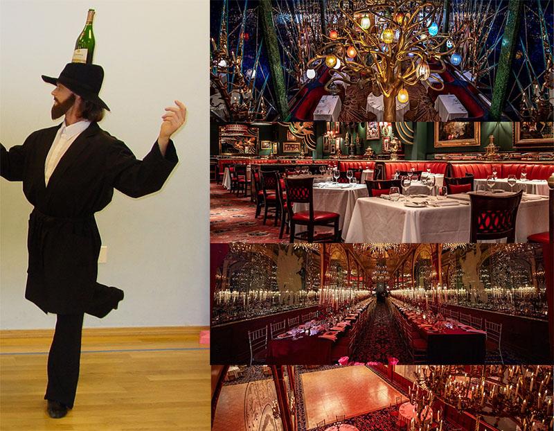Bottle dancer, BOTTLE DANCERS USA, Russian Tea Room NYC, Monday, December 31st, 2012, 150 W 57th St, New York, NY 10019