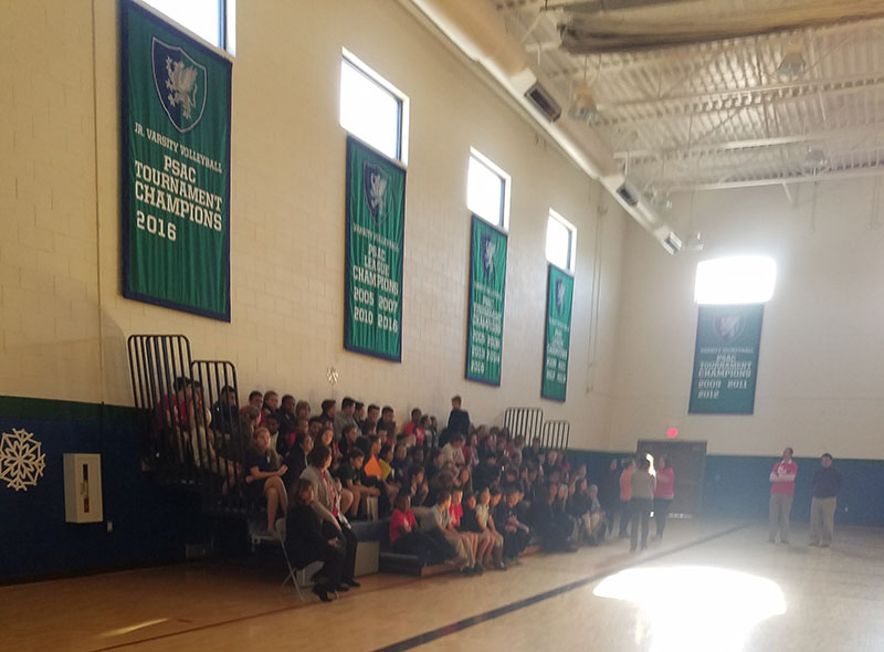 Southern Highlands Preparatory School, 11500 Southern Highlands Parkway, Las Vegas, NV  89141, Wednesday, December 13th, 2017, Las Vegas, Nevada