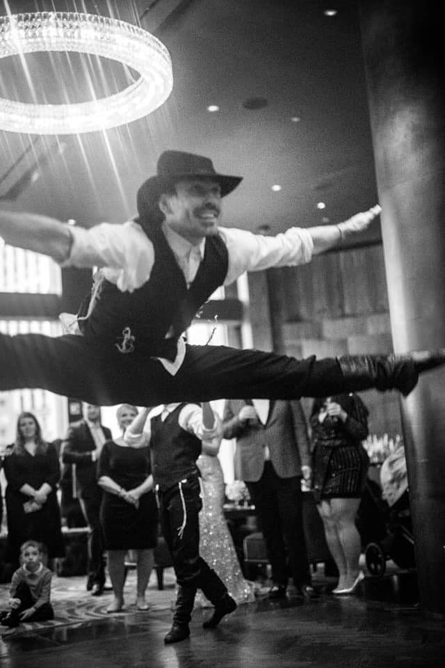 Бармицва в Манхэттане, Ascent Lounge NYC, New York City Bottle dancers, BOTTLE DANCERS USA