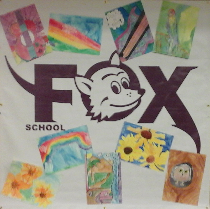 Fox Elementary School, Belmont, California