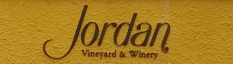 Christmas party, Jordan Winery, Sonoma County, California