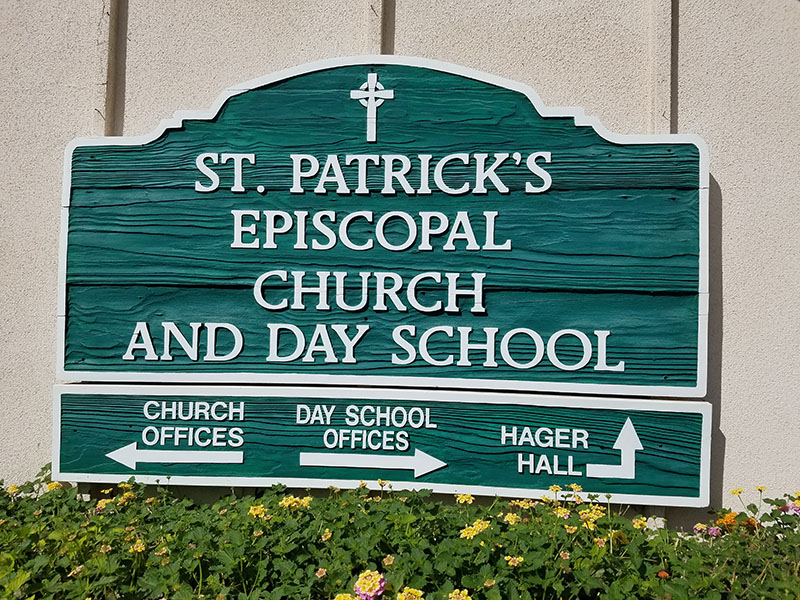St. Patrick's Day School, Thousand Oaks, California
