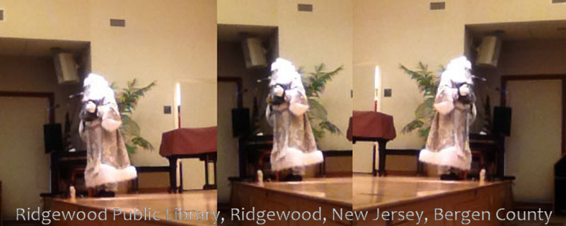 Sunday, January 5, 2014, Ded Moroz, Ridgewood Public Library, Ridgewood, New Jersey, Bergen County