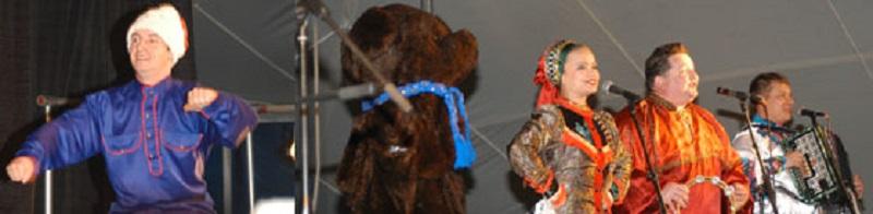 International Folk Fair Festival, St. Petersburg, Florida, 2009, Alexander Menshikov, Alexey Maltsev, Mikhail Smirnov, Valentina Kvasova