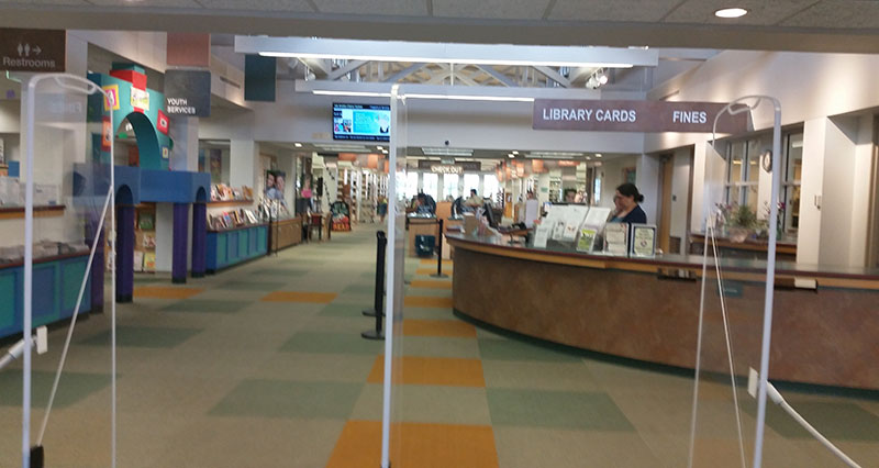 Lehigh Acres, Florida, Cape Coral Lee County Public Library