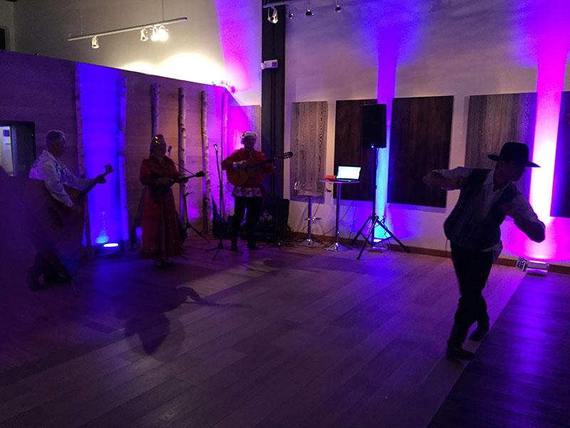 Bottle dancers USA, Miami, Florida, Siberian Floors, 6191 Biscayne Blvd, Miami, FL 33137, Thursday, December 17, 2015, dancer Alexander Rudoy