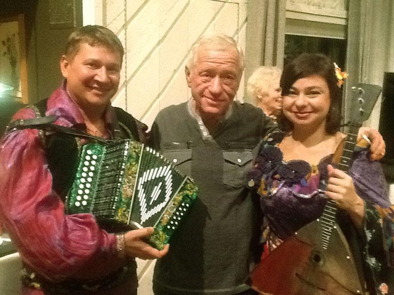 Mikhail Smirnov, Elina Karokhina, 12-07-2013, Mahwah, New Jersey, Bergen County, Russian-Gypsy style Birthday party celebration