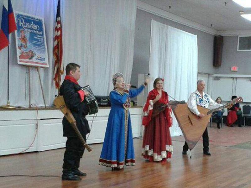 Irina Zagornova, Elina Karokhina, Mikhail Smirnov, Leonid Bruk, Polish Community Center, 225 Washington Ave. Ext, Albany NY 12205