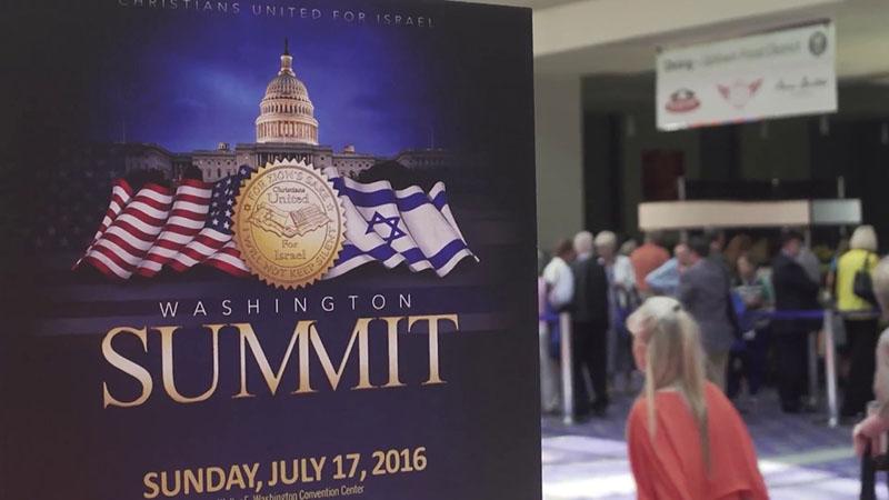 Washington Jewish Dancers, Christians United For Israel 11th Annual Washington Summit, Washington, DC
