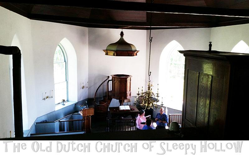 Sunday, August 7th, 2016, The Old Dutch Church of Sleepy Hollow, 08-07-2016, Sleepy Hollow, New York