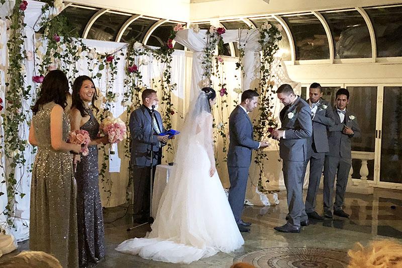 10-05-2018, Friday, October 5th, 2018, Russian Wedding Officiant Mikhail, Grand Prospect Hall, 263 Prospect Avenue, Brooklyn, NY 11215