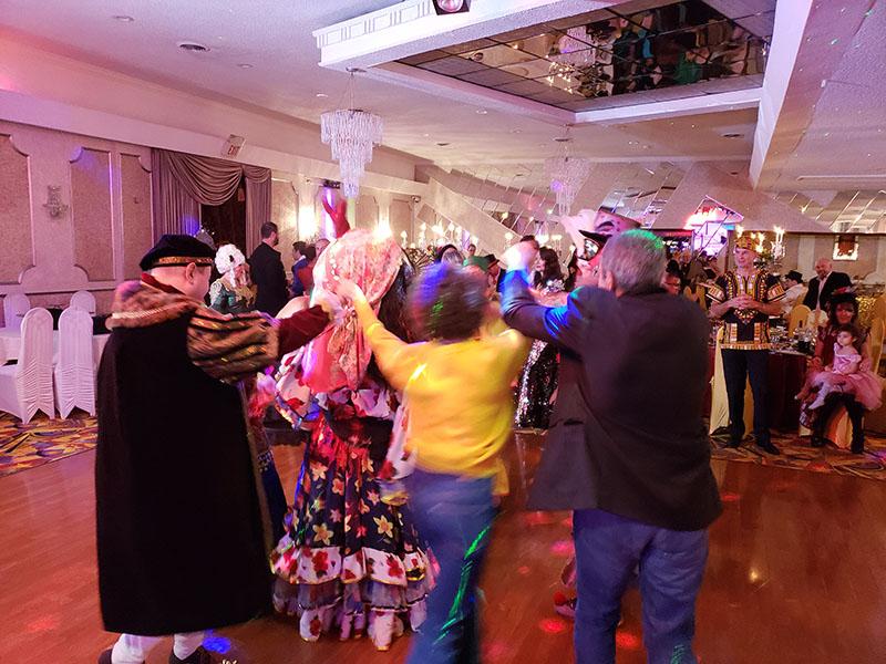 October 27th, 2018, Russian Gypsy Trio Pennsylvania, Gypsy show, Gypsy themed Russian birthday party, Melody Restaurant, Philadelphia, PA