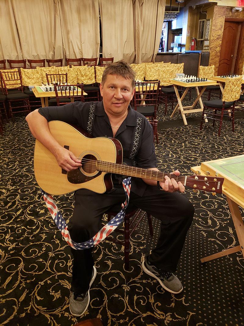 Mikhail Smirnov, 07-09-2018, Garden of Joy Adult Care Center, Brooklyn, New York, 3152 Brighton 6th St, Brooklyn, NY 11235, Monday, July 9th, 2018