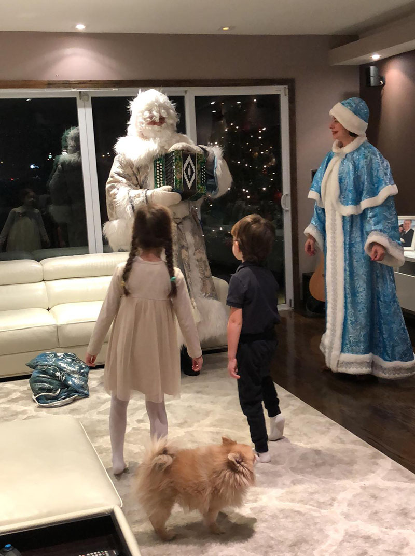 Friday January 11th 2019 7pm, Шоу Деда Мороза в Бруклине, Дед Мороз, Снегурочка, визит на дом в Бруклине, Ded Moroz Show in Brooklyn, New York