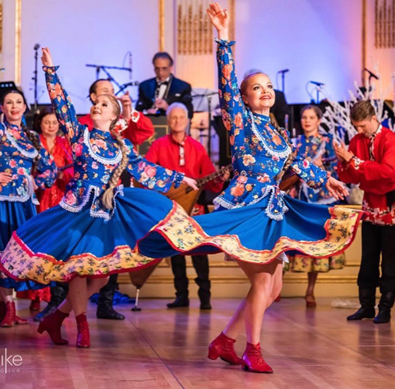 Friday, May 10, 2019, Ensemble Barynya, Artistic Director Mikhail Smirnov, Russian Nobility Ball, The Pierre Hotel NYC, The Pierre, A Taj Hotel, New YorkCity, 2 5th Ave, New York, NY 10065, New York, Olga Chpitalnaia, Elina Karokhina, Simona Zhukovski, Danila Sherstobitov, Leonid Bruk, Valentina Kvasova, Alisa Egorova, Konstantin Tulinov