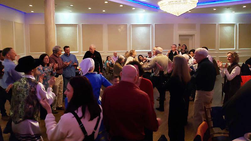 01-11-2020, Surprise Birthday Party in the Bronx New York, Saturday January 11th 2020, Bronx Jewish Dancers, Pine Restaurant 1913 Bronxdale Rd Bronx NY  10462, Saturday, January 11th, 2020
