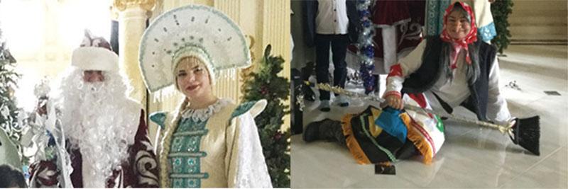 Ded Moroz, Snegurochka, Baba Yaga, Northern New Jersey, New Year's Celebration 2021, Дед Мороз, Снегурочка, Баба Яга, Празднование Нового Года-2021, Празднование Нового года и Рождества в северном Нью-Джерси