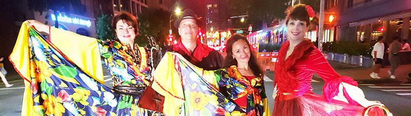 Contact Info NYC Gypsy Band: Mikhail Smirnov, msmirnov@yahoo.com, 201-981-2497, 06-05-2021, Saturday, June 5, 2021, Gypsy Band NYC, Moscow Gypsy Army, Elina Karokhina (balalaika), Frida Anuarbek (keyboard, vocals), Mikhail Smirnov (guitar, garmoshka, vocals), Russian Gypsy singer Natasha Stolichnaya, Anyway Cafe NYC, New York City, 34 E 2nd St, New York, New York