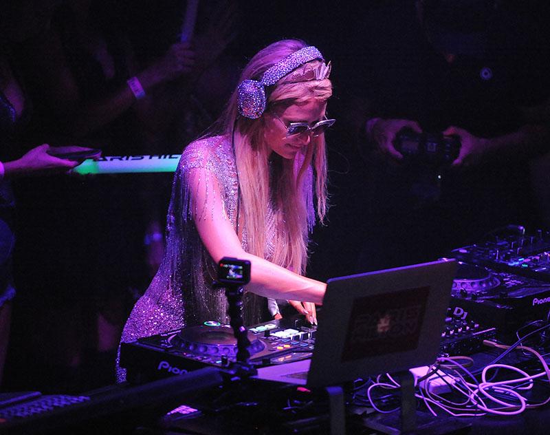 Russian DJ Alisa