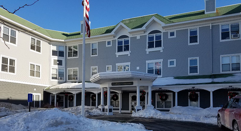 Cadbury Commons Assisted Living At Cambridge, MA, Massachusetts