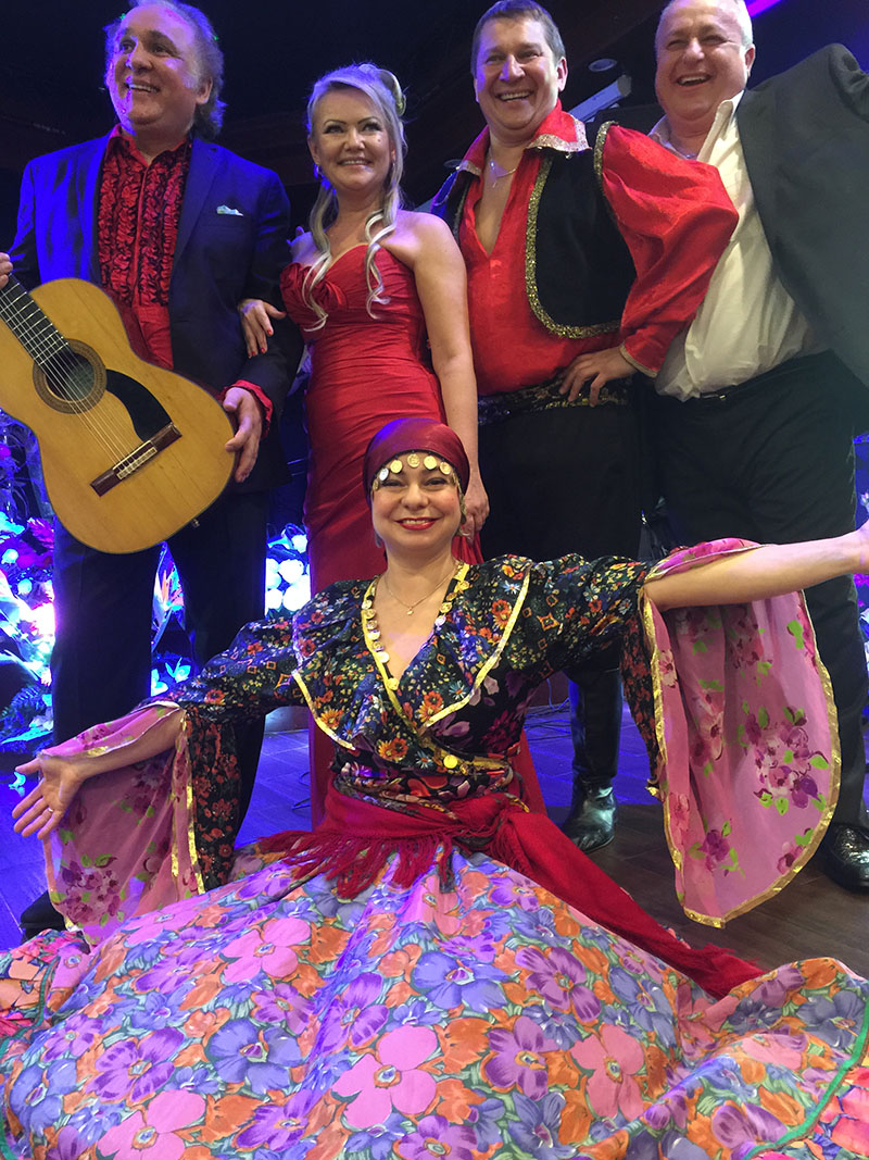Moscow Gypsy Army, Vasily Yankovich-Romani, Elina Karokhina, Mikhail Smirnov, Philadelphia PA, Pennsylvania